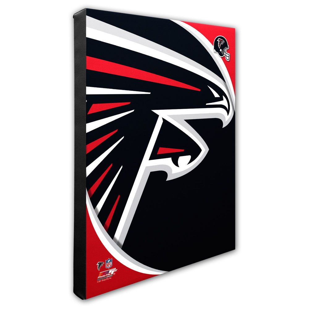 Atlanta Falcons 16 X 20 Pop Art Photo Atlanta Falcons Fans Atlanta Falcons Team Atlanta Falcons