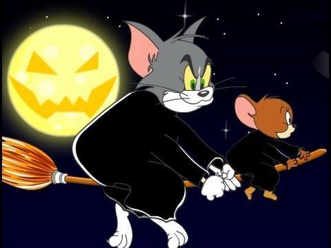 توم وجيري الساحرة الشريرة العاب كرتون توم وجيري جديد كامل Holiday Cartoon Films For Children Tom And Jerry