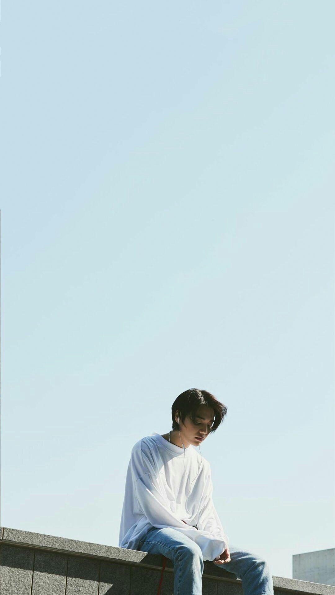 One Jung Jae Won Wallpaper Lockscreen Selebritas Fotografi Rambut