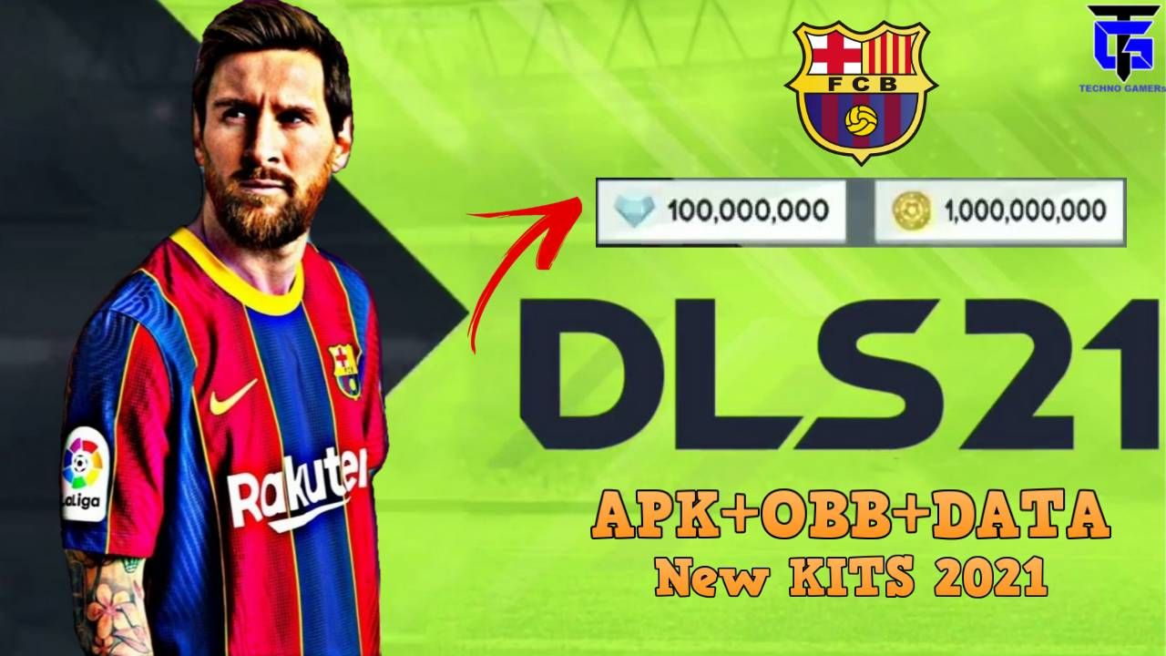 Dream League Soccer 2021 New Update Dls 21 Apk Mod Barcelona 2021 Download For Android Mobile Devics Soccer Video Games Game Download Free Android Mobile Games