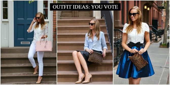 Style Sessions Link Up: Summer Outfit Ideas – You Vote