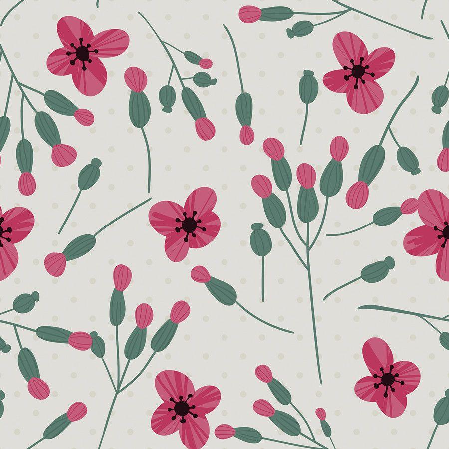 Cyperaceae Removable Wallpaper
