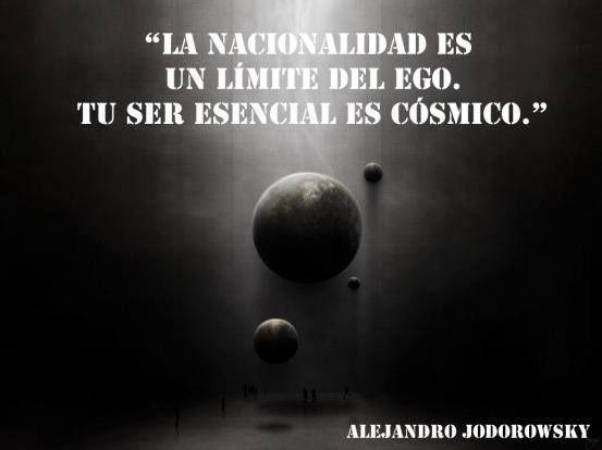 La Nacionalidad Es Un Límite Del Ego Tu Ser Esencial Es