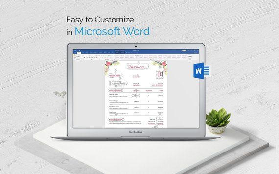 ms word invoice template floral invoice invoice receipt business form invoice template