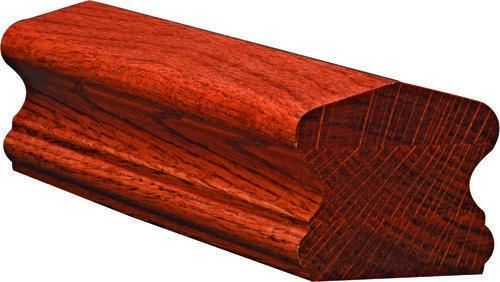 Best 6910 Hickory Handrail Oak Handrail Red Oak Stair Handrail 400 x 300