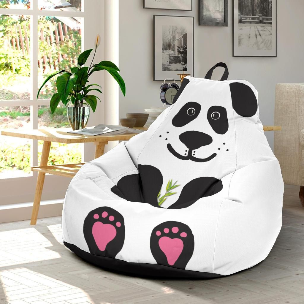 Funny Panda Bean Bag Chair