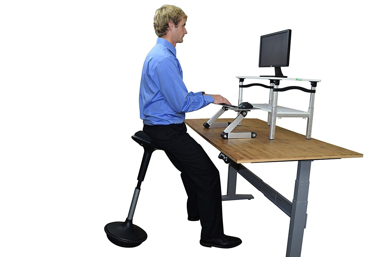 Ergonomic Stool for Standing Desk - Best Ergonomic Desk Chair Check more at //.gameintown.com/ergonomic-stool-for-standing-desk/  sc 1 st  Pinterest & Ergonomic Stool for Standing Desk - Best Ergonomic Desk Chair Check ...