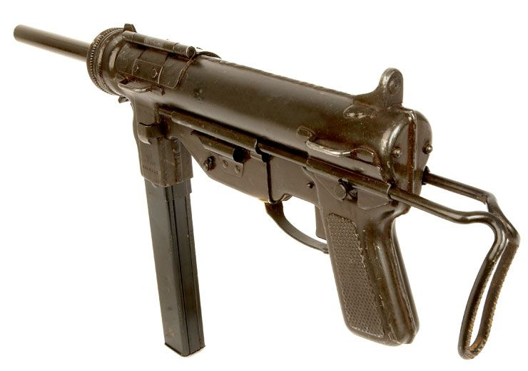 American Rifleman   World War II Field Fix for the M3 Grease Gun