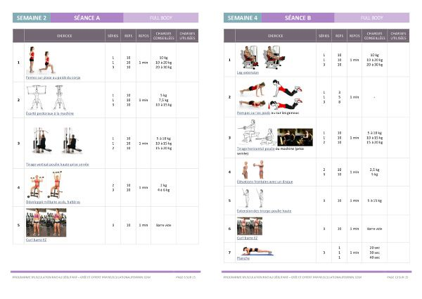 Connu Programme-Musculation-Femme-Debutante-4-Semaines-apercu-pdf  JI69
