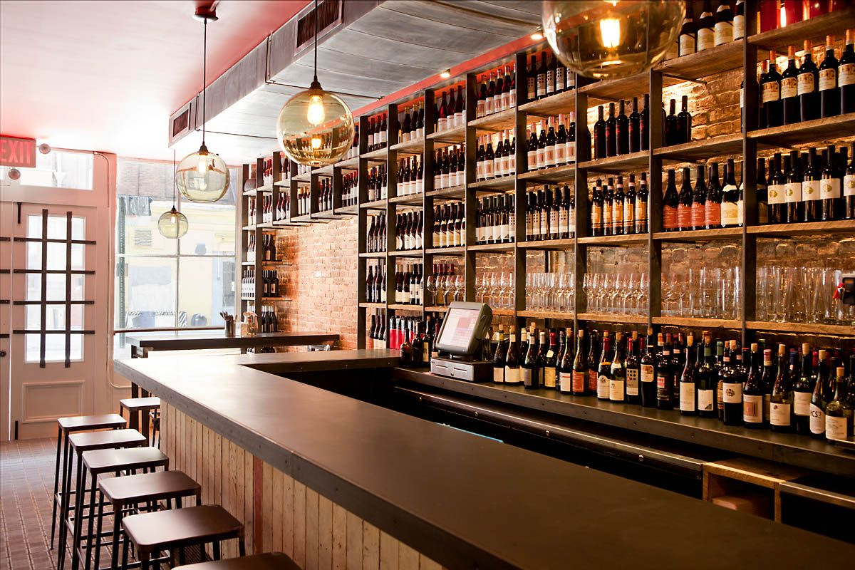 Automated Wine Bar Offers Self Serve Drinks Via Smartcard Niether Here Nor There Pinterest Bars And