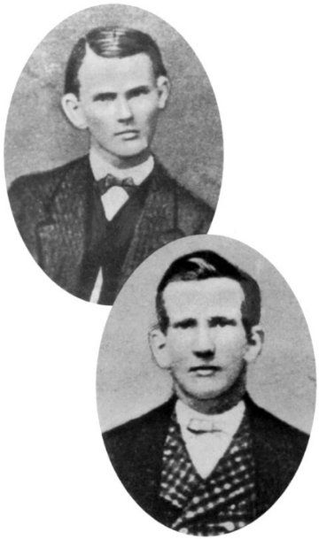 Jesse And Brother Frank James Were Confederate Guerrillas During
