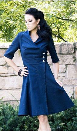 Fabulous in blue!