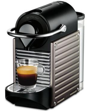 Nespresso Greville Pixie Titan Single Serve Espresso Machine