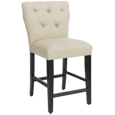Custom Upholstery Evelina 26 Bar Stool Bar Stools Stool