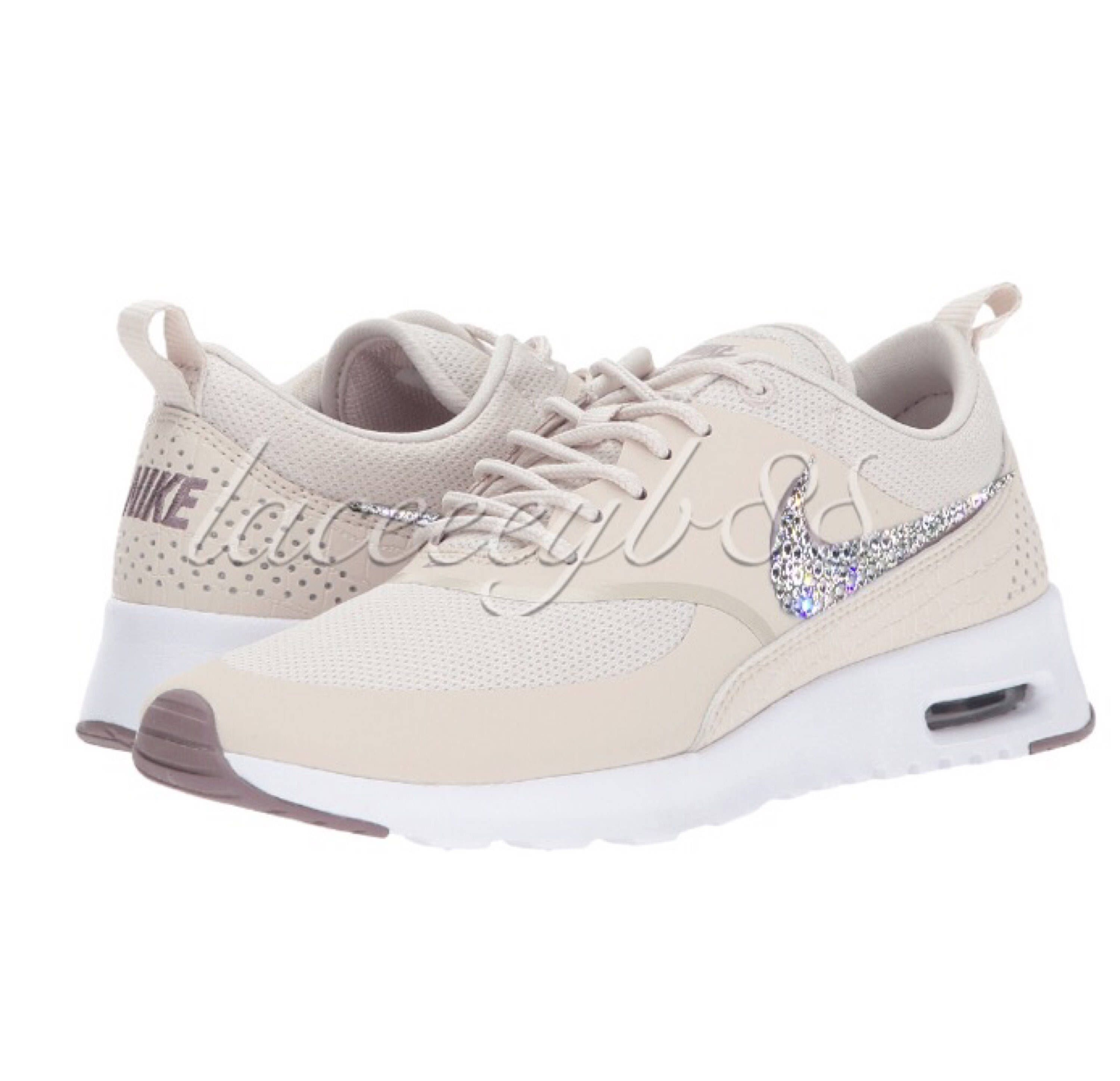 Light Orewood Brown Taupe Grey Trainers Nike Air Max Thea
