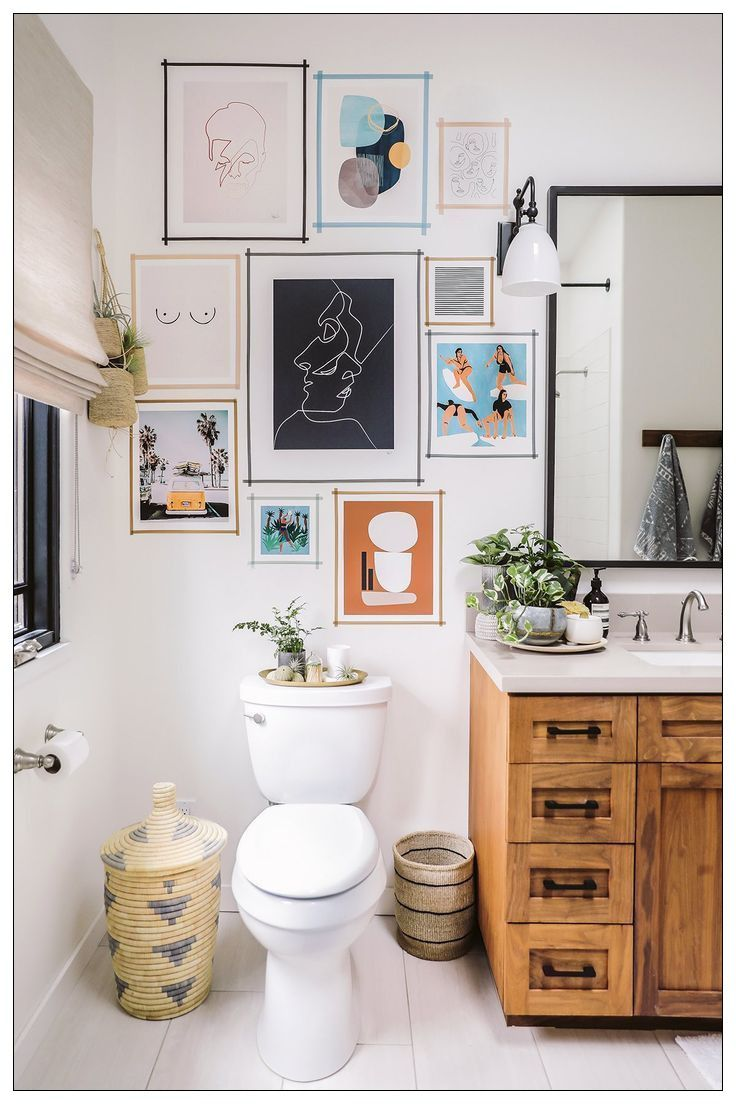Suggestion for your washroom 🌀♧. A Pixgallery Ca Therapeutic Photography idea ❤🌈. See bio or click for p… | Small living room decor, Bathroom wall decor, Interior