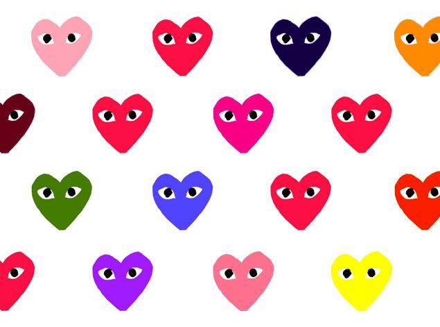c97b26d68b7c8 comme des garcons heart - Google Search | Cool in 2019 | Magazine ...