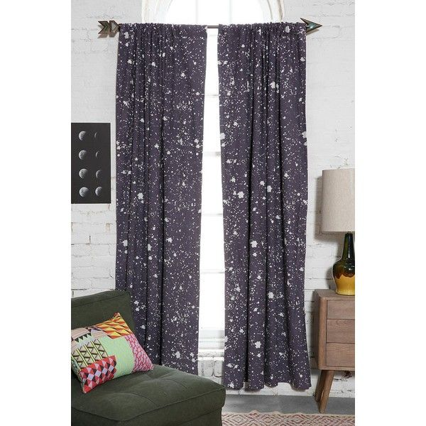 Window Treatments Curtains Dark Grey Blackout Black Out Cotton Drapery And