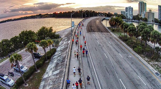 10 best miami run routes
