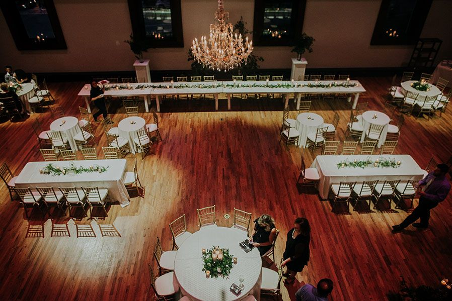 The Bell Tower Nashville Romantic Southern Wedding Reception