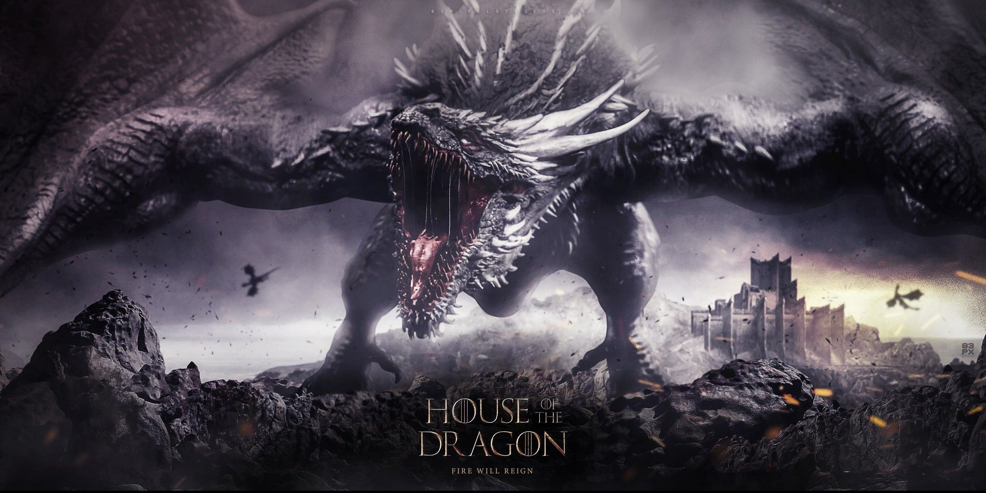 Game of throne spin-off - House of the Dragon : Balerion