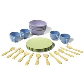 Green Toys Dish Set (dishes eco-friendly toys pretend play kid friendly play food pretend dishes recycled safe wooden sets)  sc 1 st  Pinterest & Green Toys Dish Set (dishes eco-friendly toys pretend play kid ...
