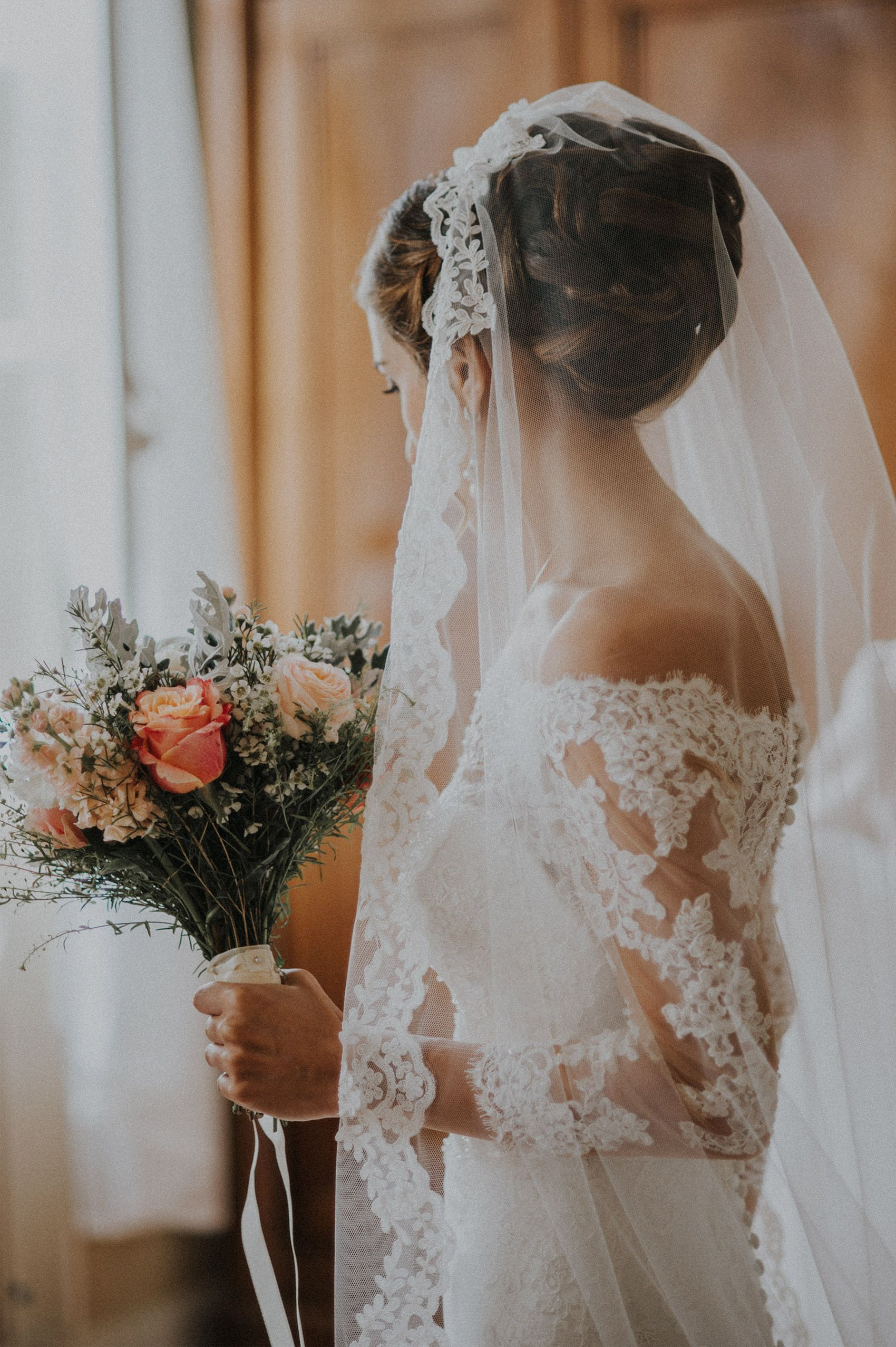 25++ Voile mariage coiffure inspiration