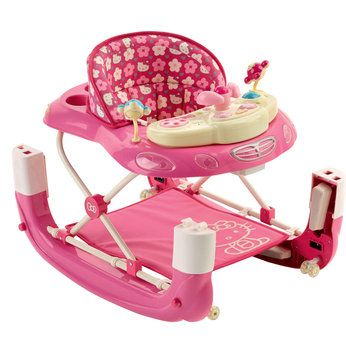 Hello Kitty Baby Walker. If I'm having a girl, this is a