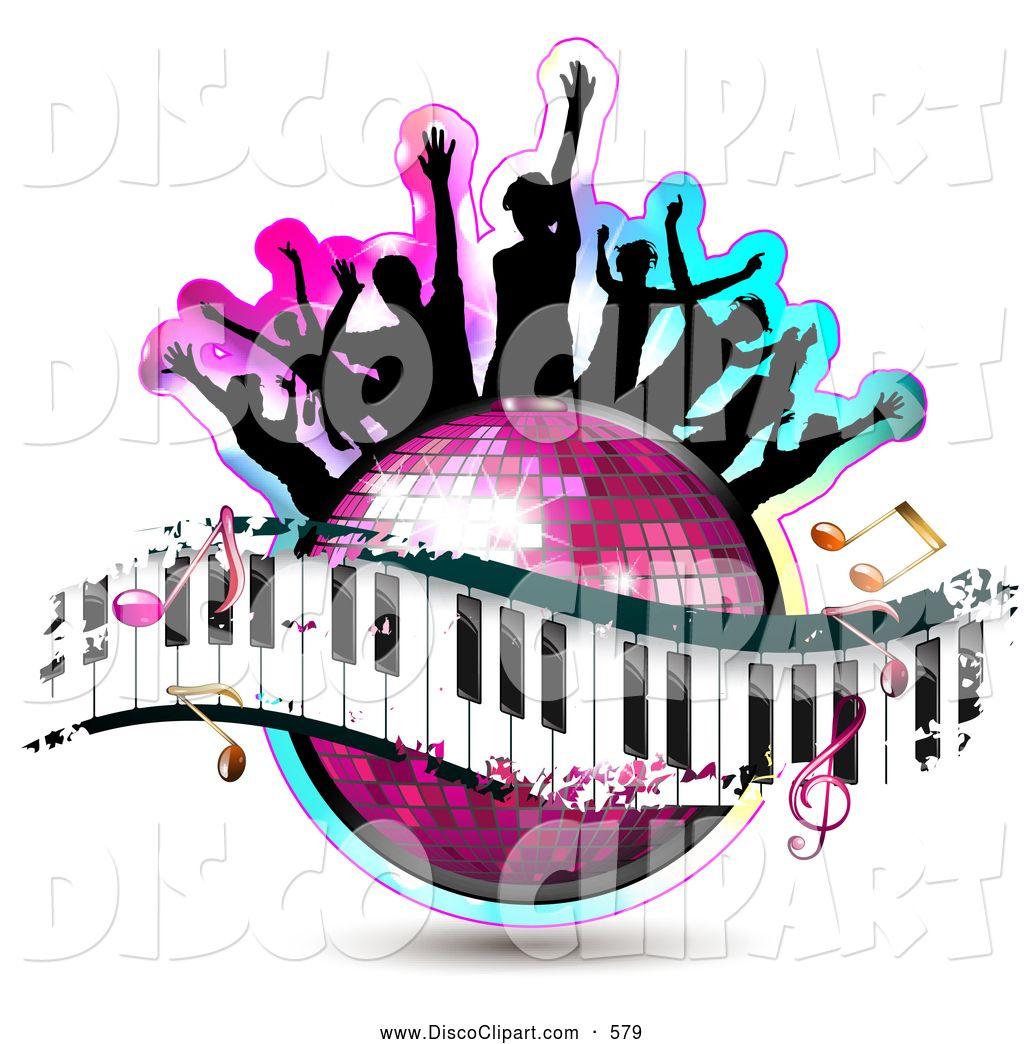 disco ball clipart - Google Search