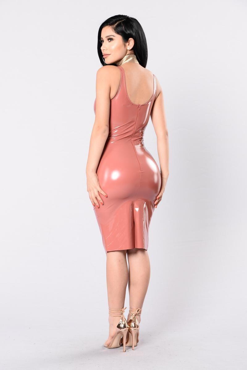 What The Faux Dress - Mauve | Closet | Pinterest | Vestidos ...