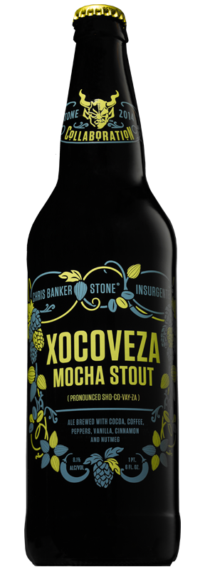 This year's winner of Stone's American Homebrewers Association-sanctioned home brewing competition.
