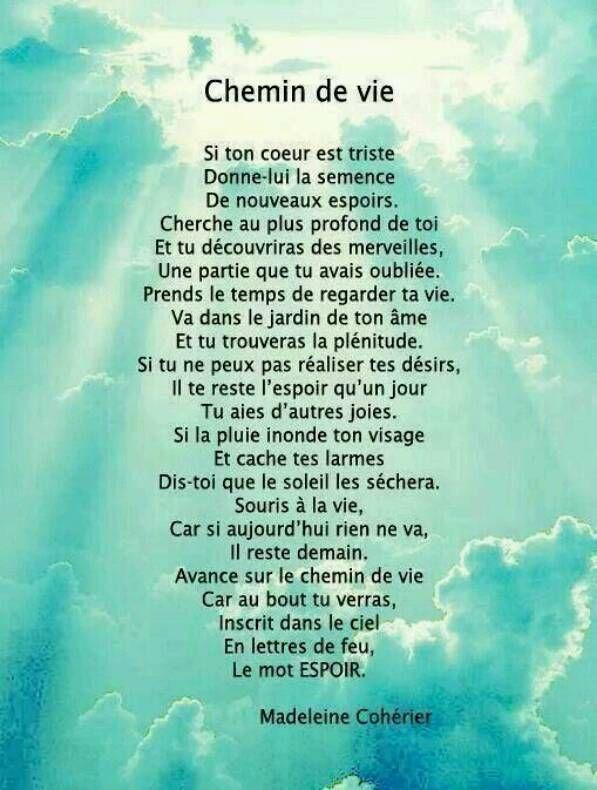 Les Plus Beaux Poemes Sur La Vie : beaux, poemes, Épinglé, Touche
