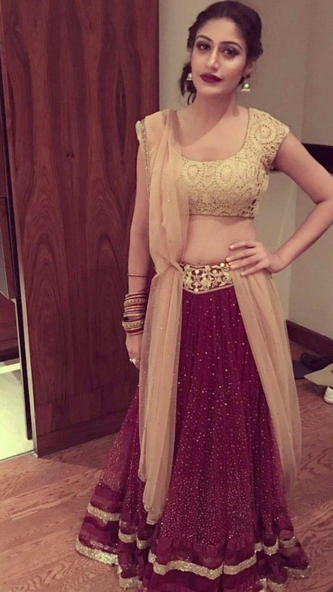 aba0a319714b5d Chandu is the best | Ishqbaaz | Surbhi chandna, Lehenga, Fashion