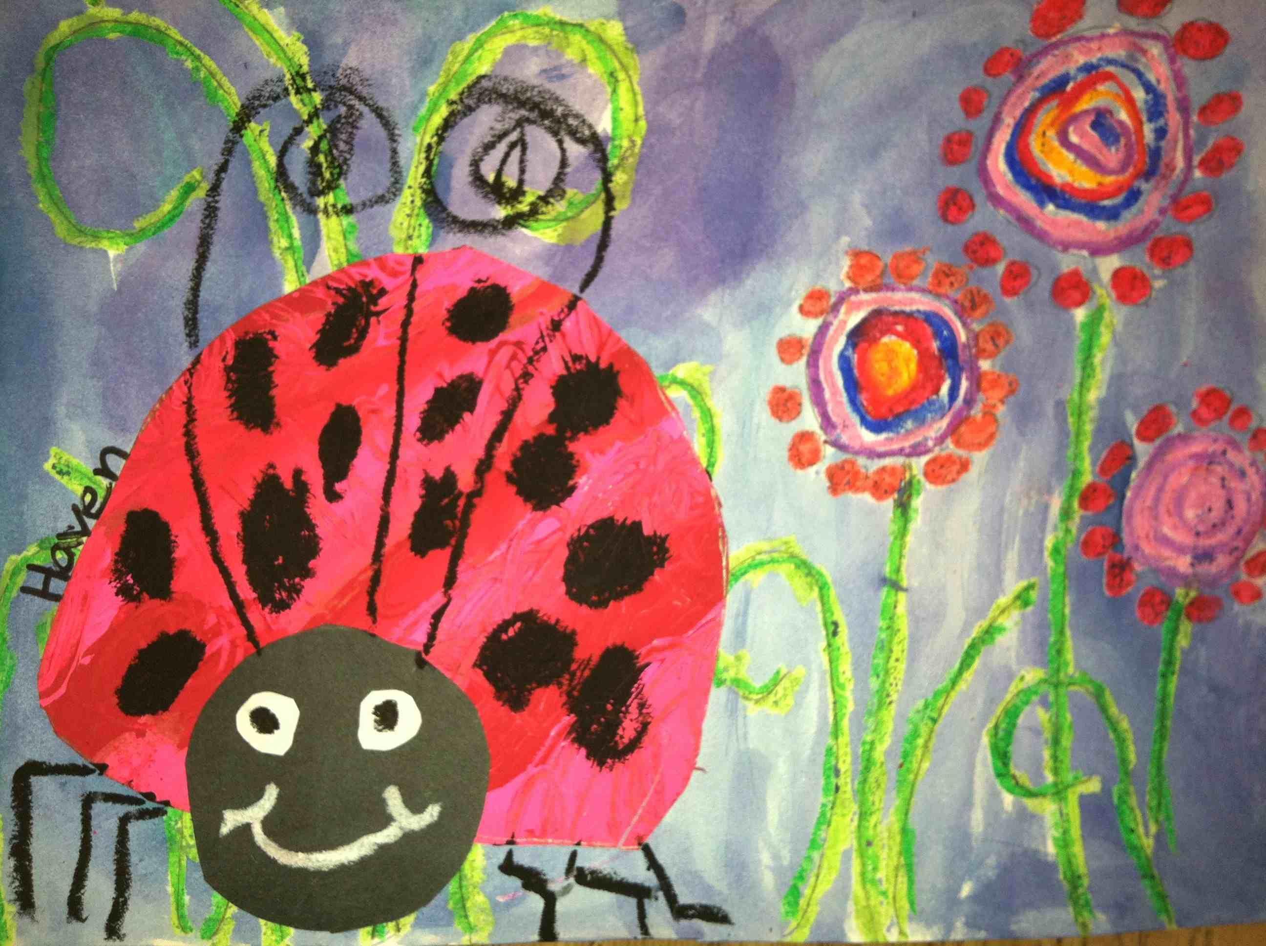 Eric Carle Ladybugs
