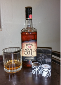 """No age statement Bourbon 750 ml 45% ABV It's clever marketing, this """"Devil's Cut"""" business. Sure, we are told that it's a new and revolutionary way to retrieve some of the product lost to the aging..."""