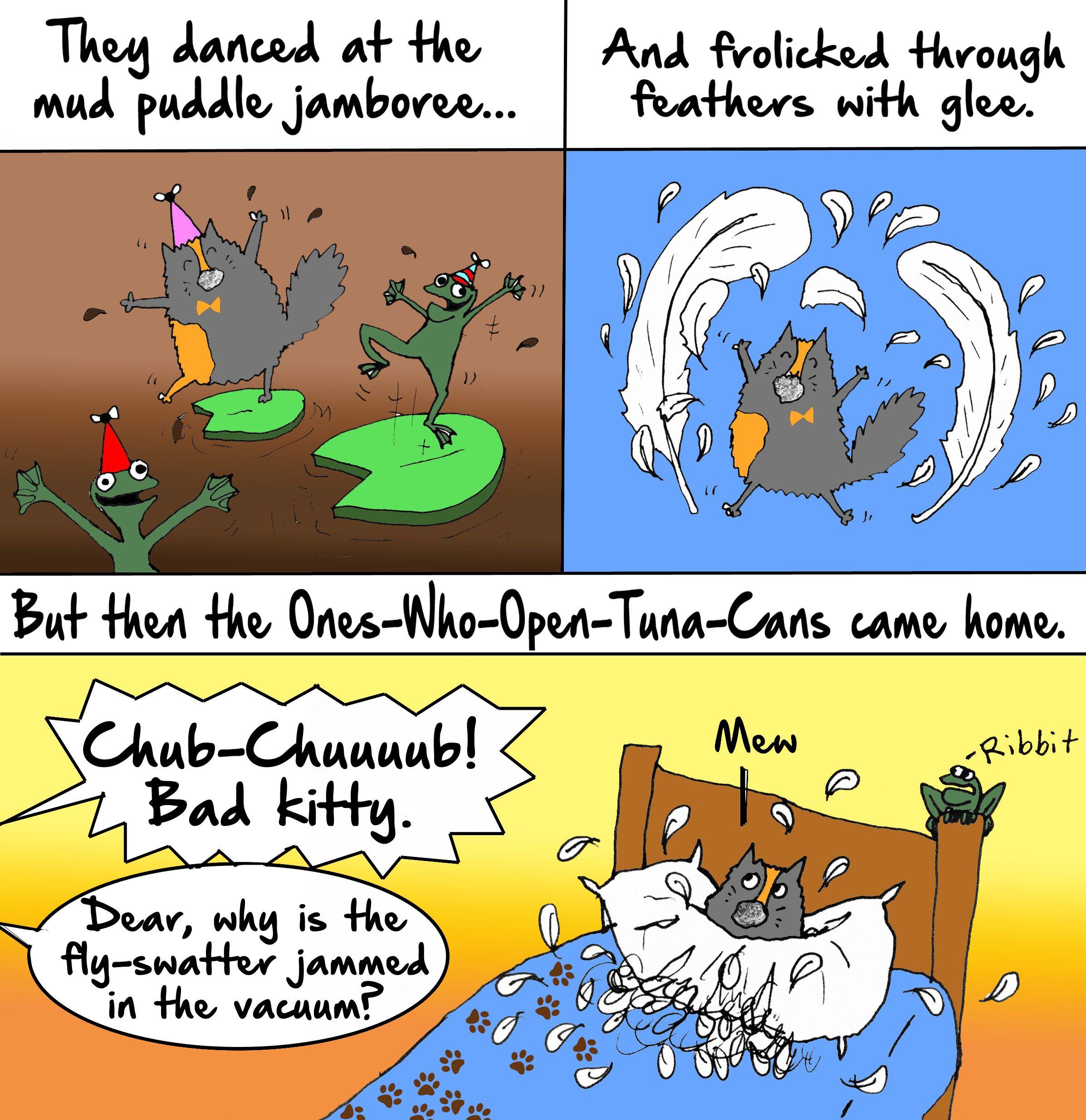 Sunday Funnies With Chub Chub Bad Cats Funny Cats