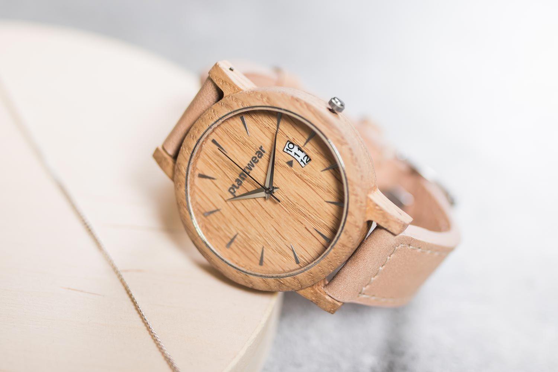 c42c10fc1262f4 Drewniany Zegarek - Seria Royal - Dąb | Drewniany zegarek seria ...