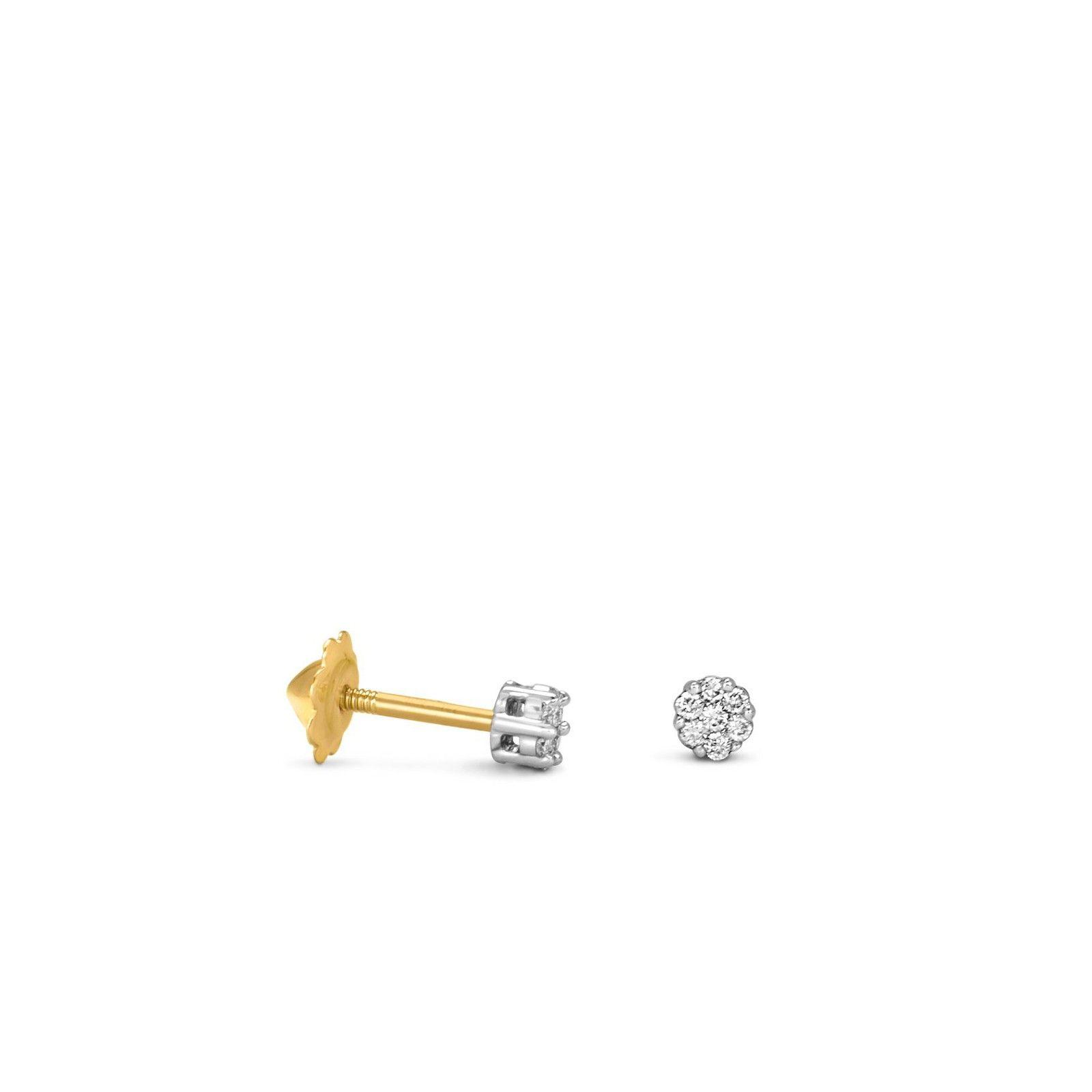 a0359887cc58 Pendientes TOUS Diamonds de Oro - Tous Oro Blanco