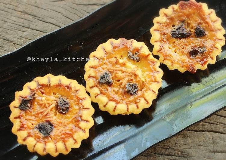 Resep Banana Cheese Milk Pie Pr Adakejunya Oleh Kheyla S Kitchen Resep Makanan Makanan Manis Pastry