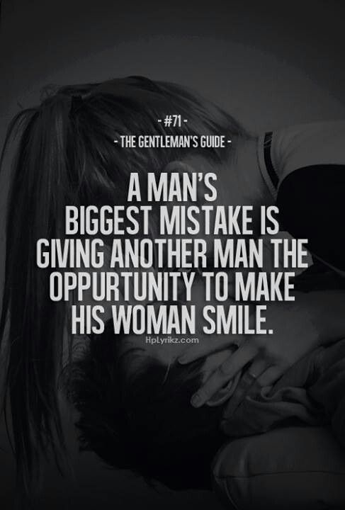 Giving Someone Else The Chance To Make Her Smile All In The