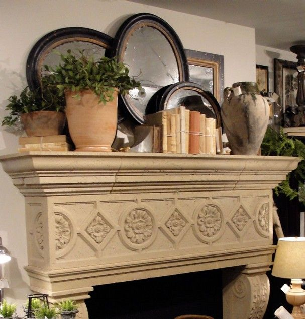 Mantel Love