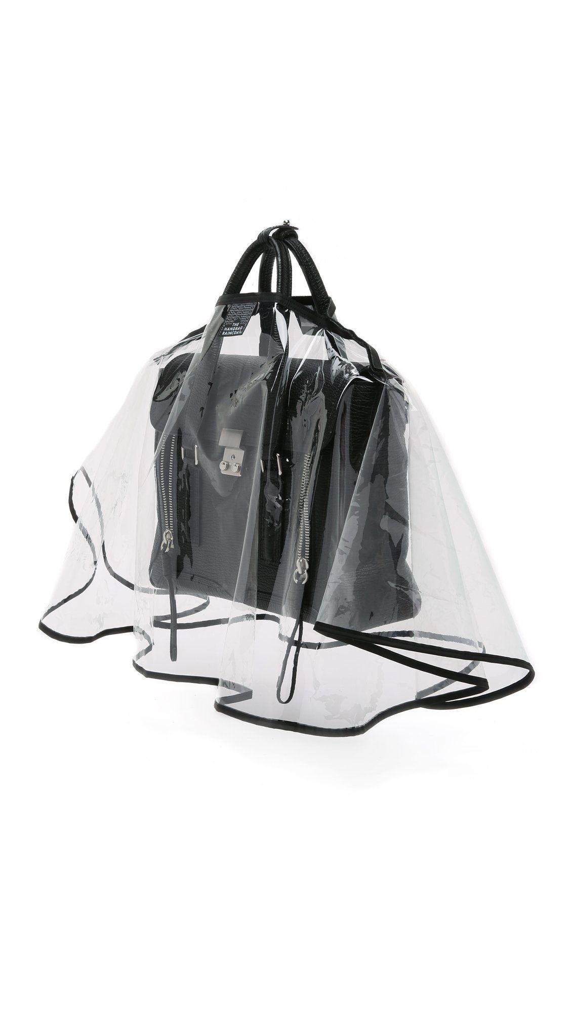 961ae2c6c9bd The Handbag Raincoat Women s Large City Slicker Handbag Raincoat ...