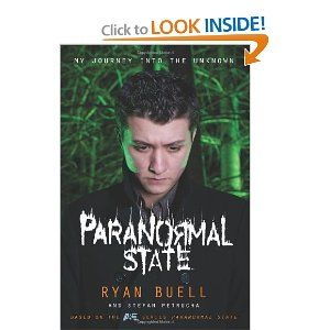 Paranormal State: My Journey into the Unknown. This is a must read into the other side.