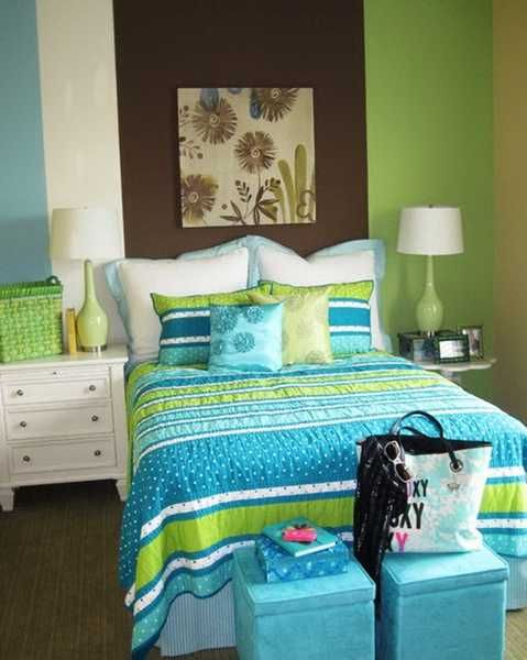 Interior Blue And Green Bedroom Ideas 33 small bedroom designs that create beautiful spaces and increase home values