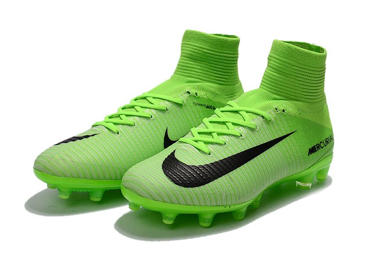 f395df0a3f39 Nike Mercurial Superfly V AG Pro - Electric Green Black Ghost Green ...