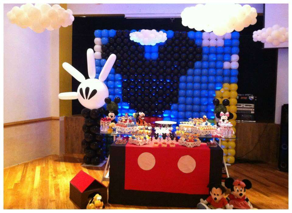 Mickey Mouse Clubhouse Birthday Party Ideas | Photo 1 of 62