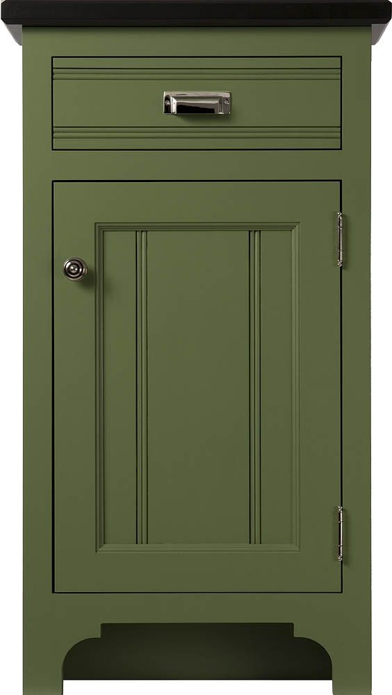 Best Eastlake Door Style In Farrow Ball Calke Green 400 x 300