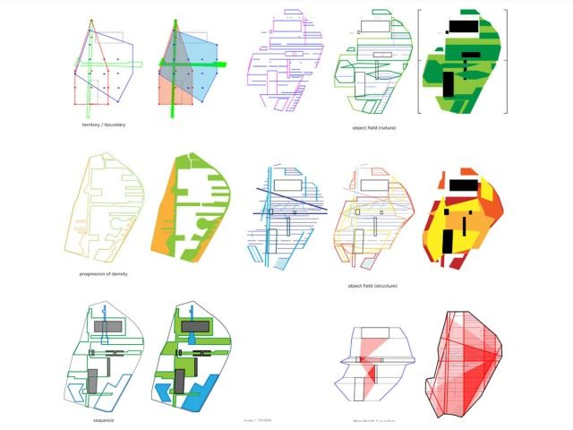 Cool spatial diagrams architecture diagrams pinterest for Spatial analysis architecture