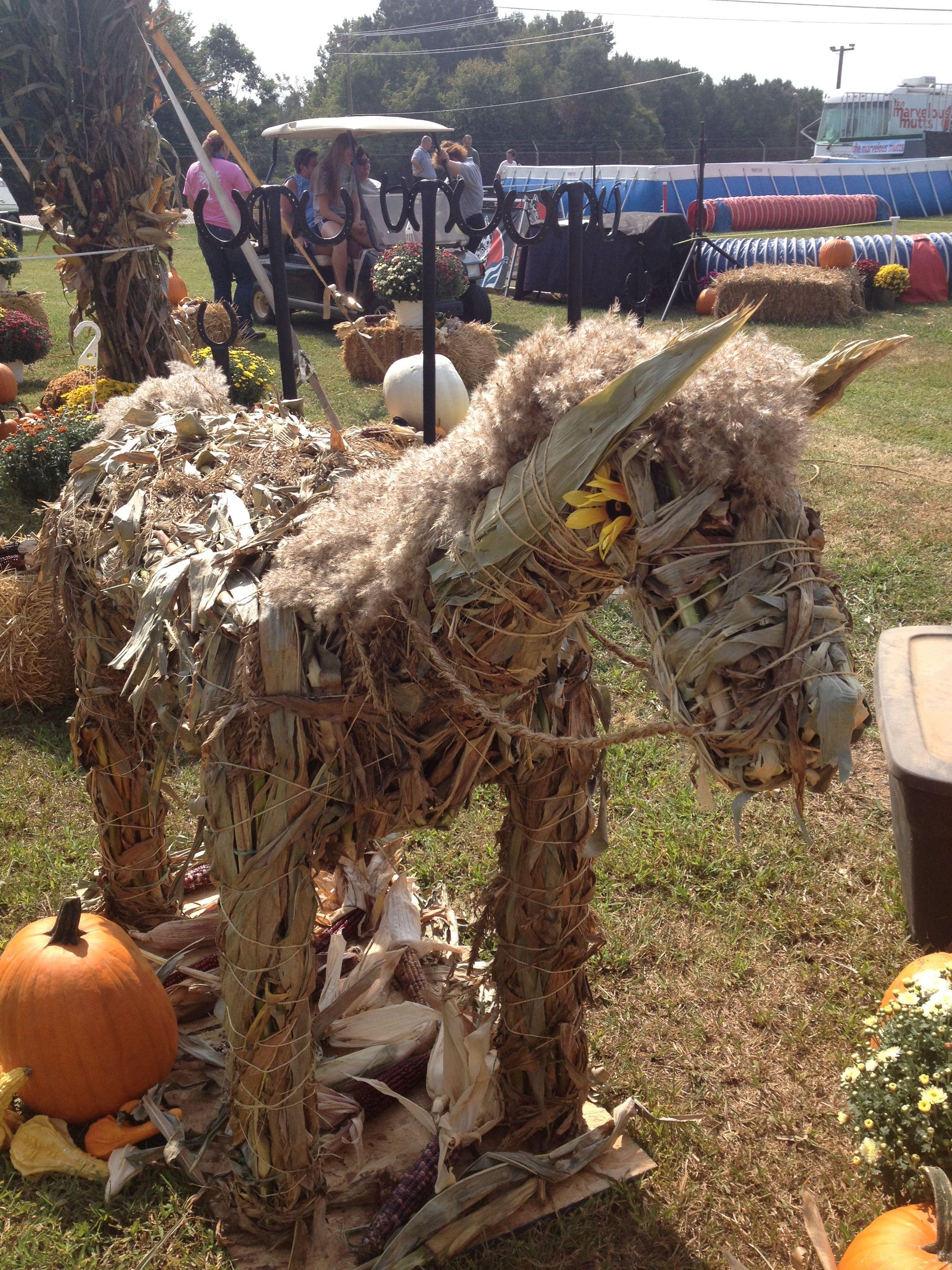 Corn Stalk Horse More