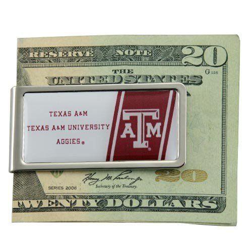 NCAA Texas A Aggies Money Clip Simran International. $8.01. Save 11%!